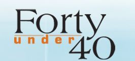 IBJ Forty under 40