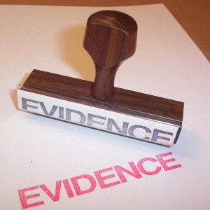 Evidence defeats doubt: Tips for expressing your opinion