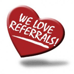 Learn how to generate more referrals at Chamber event