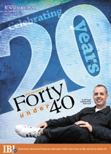 Indiana's Double Decade Release of the Forty Under 40 List Highlights Young Entrepreneurs