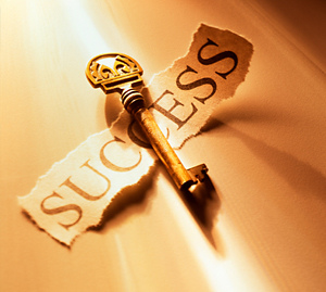 Three Keys to Success in Sales